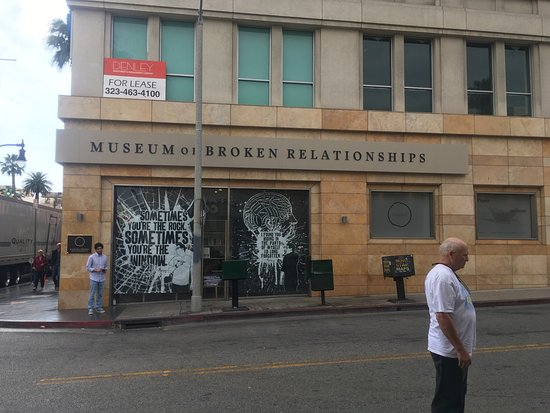 museum of broken relationships picture of museum of broken relationships los angeles. Black Bedroom Furniture Sets. Home Design Ideas