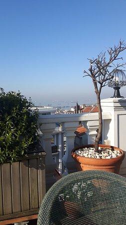 Hotel Niles Istanbul Foto