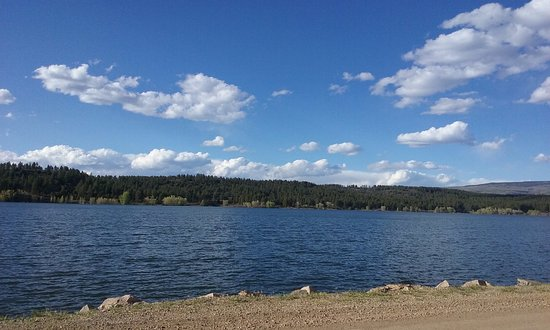 Mancos, CO: lake