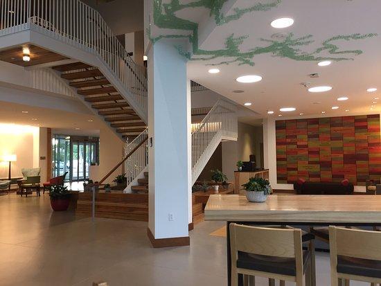 Oberlin, OH: Main lobby
