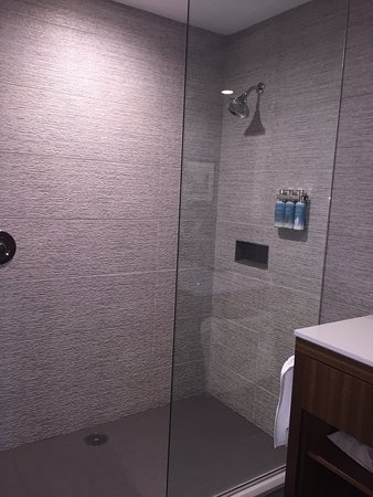 Oberlin, OH: Walk-in shower