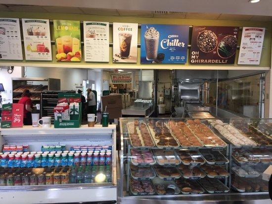 Clarks Summit, Pensilvania: Krispy Kreme Doughnuts