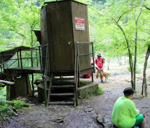 Burgess Falls State Park Bild