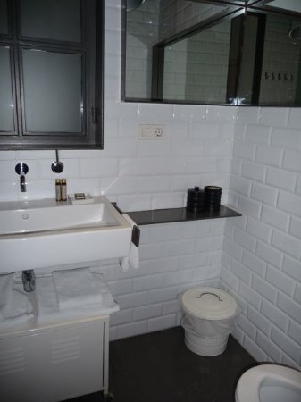 The5rooms: Apartment B - Bathroom