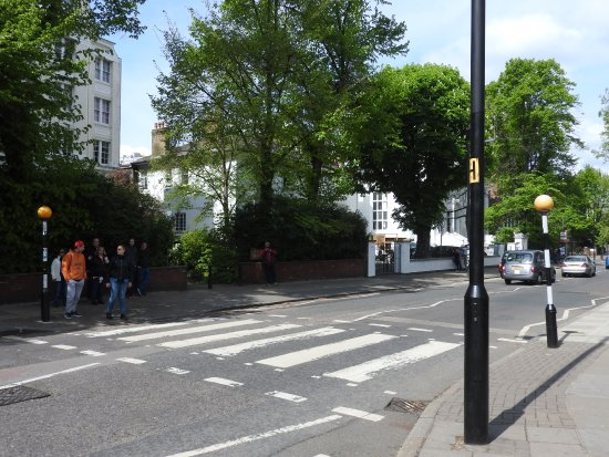Photo of Historic Site Abbey Road Studios at 3 Abbey Road, London NW8 9AY, United Kingdom
