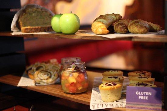 Arkaba Hotel: Continental Buffet Breakfast