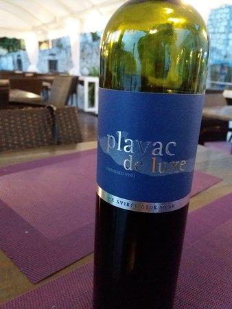 Dalmatia, Croatia: Muito boa pedida