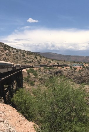 Verde Canyon Railroad Image