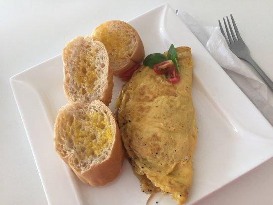 Cafeteria Monka: Heerlijk ontbijt!