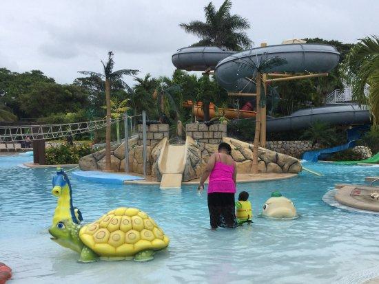 Beaches Ocho Rios Resort & Golf Club: Having Fun