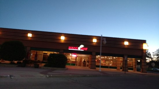 Buffalo Grove, IL: Mango Leaf Indian Restaurant and Banquet