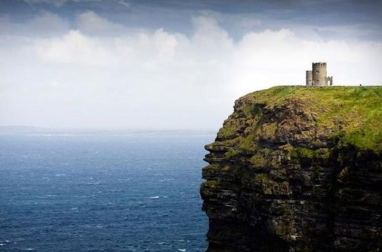 Cliffs of Moher, King John's Castle and...