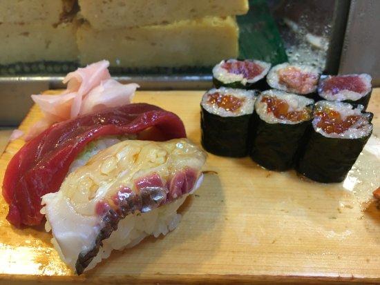 DAIWA SUSHI, Tsukiji - Ginza, Tokyo Nihonbashi - Updated 2019