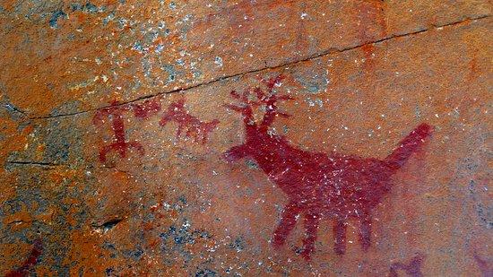 Huichapan, Мексика: Trekking y pinturas rupestres