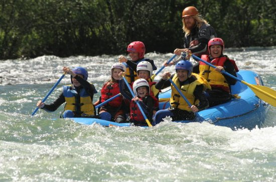 Rafting Family Trip on the Otta River