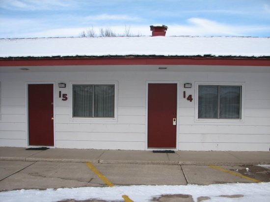 Lusk, WY: Exterior Rooms