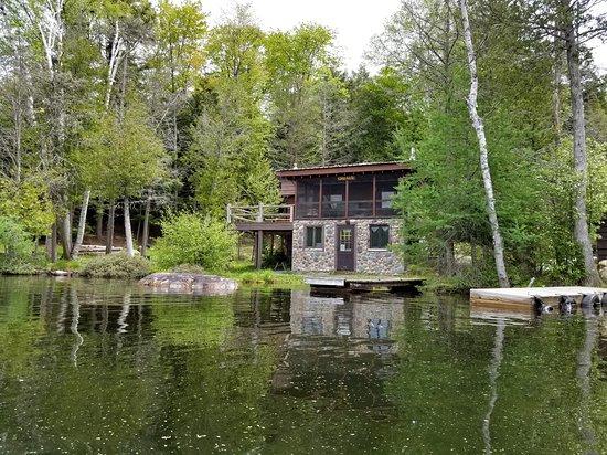Cochran's Cabins: Paradise.