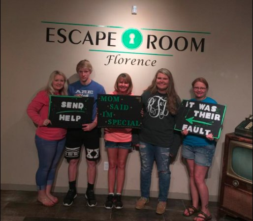 Florence Al Escape Room