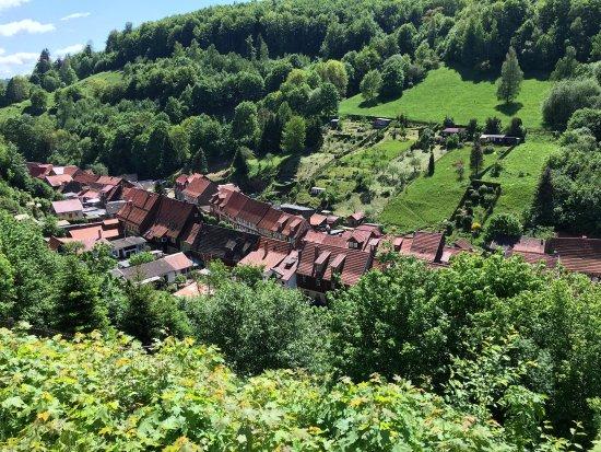 Naturresort Schindelbruch: Idylle in Stolberg