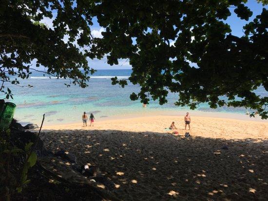 Pali Ke Kua Beach (Hideaway s Beach): photo2.jpg