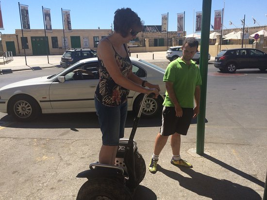 Malta Segway Tours - Valletta Tour : Great tour, great guide. Very worthwhile.
