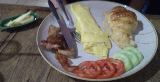 Funky Dog Cafe: Breakfast