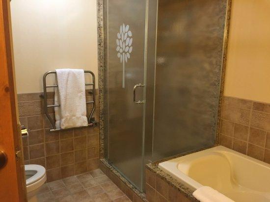 Wilson Lodge at Oglebay Resort & Conference Center: Bathroom