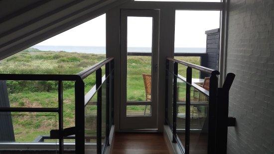 Skallerup Seaside Resort: Udsigten fra sengen