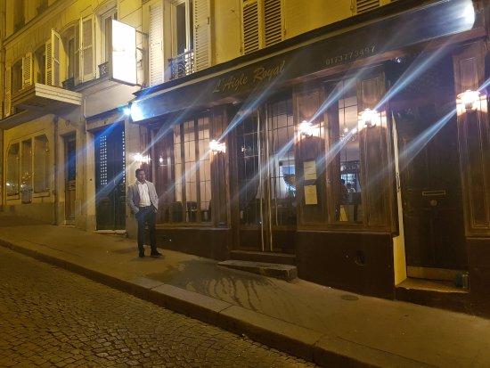 Restaurant De Tripadvisor The Royal Photo Paris L'aigle z8xn6Wx