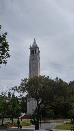 Hotel Shattuck Plaza: Berkeley Clock tower