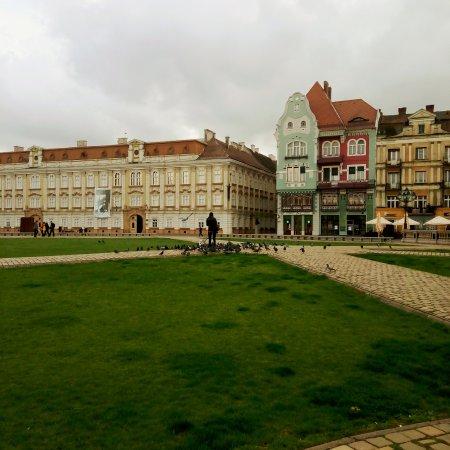 Piața Unirii (Platz der Vereinigung): IMG_20170405_145224702_large.jpg