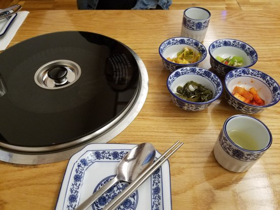 miglior tè dieta coreana