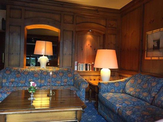 Romantik Hotel Stryckhaus: Gemütliche Bar
