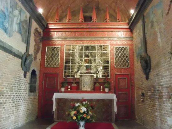 Interno della casa santa foto di the prague loreto for Interno della casa