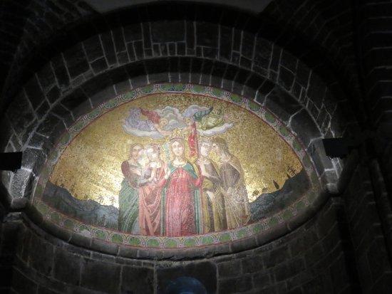 Chiesa San Giacomo: Mosaic