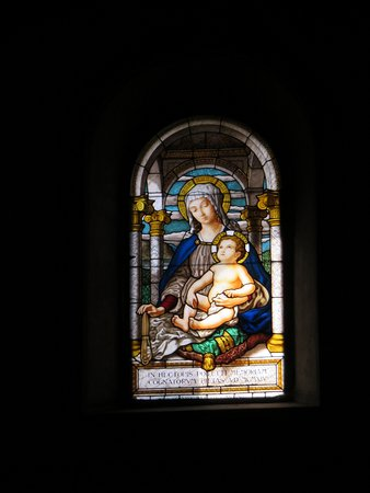 Chiesa San Giacomo: Madonna