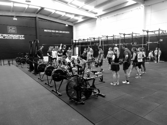 CFBE CrossFitBlackEdition