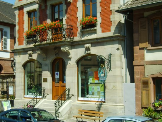 Office de Tourisme du Pays de Hanau et du Val de Moder