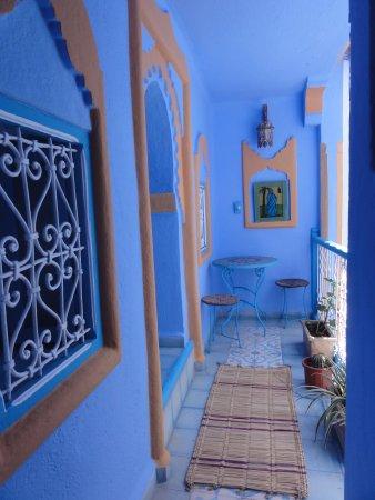 Hotel Dar Terrae: outside the room