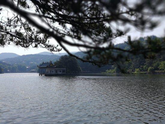 Jiujiang, Kina: 如琴湖