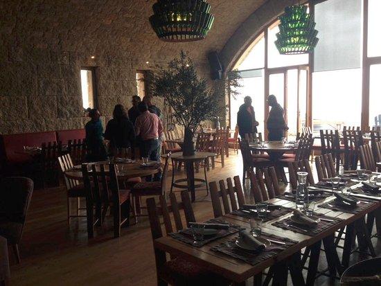Kfardebian, Lebanon: Restaurant