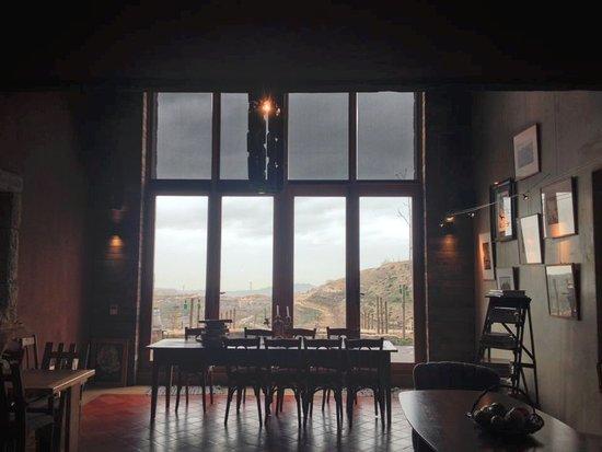 Kfardebian, Libanon: Restaurant (Inside)