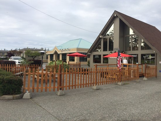 Coupeville, WA: Penn Cove Brewing Company