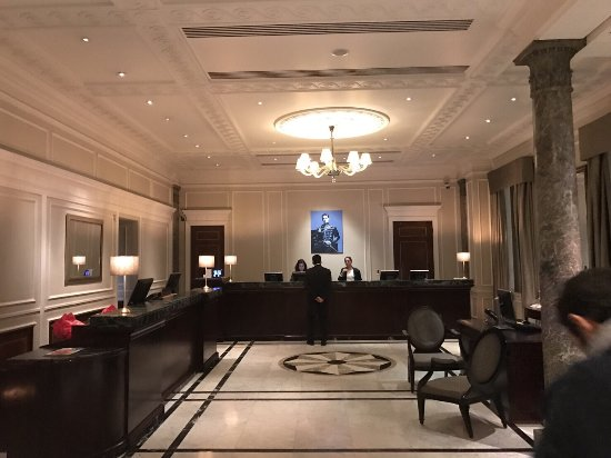 Bild von hyatt regency london the churchill for Stufe regency