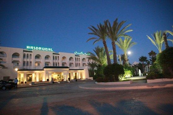 Hasdrubal Thalassa & Spa Djerba: facade de l'hotel