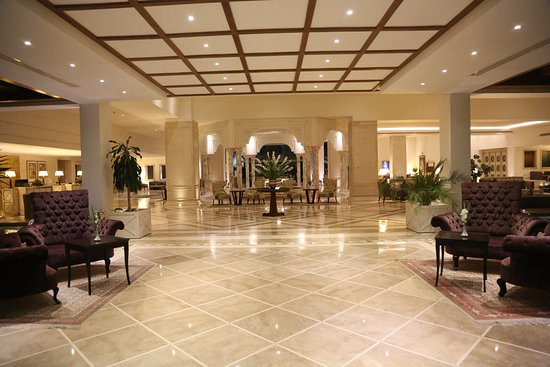 Hasdrubal Thalassa & Spa Djerba: reception