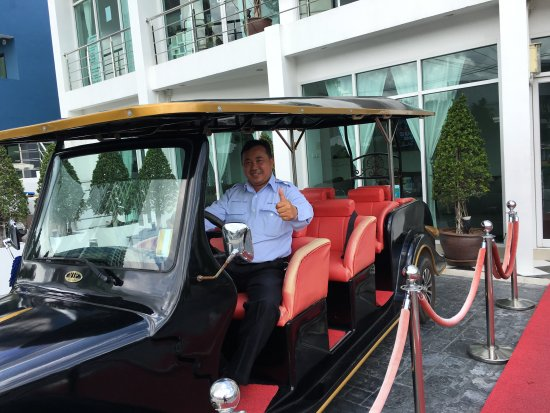 Thoon Bangkok Taxi