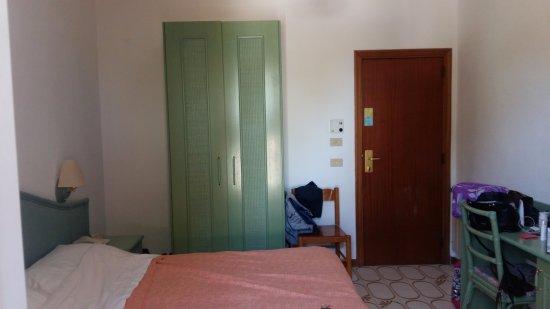 Hotel Park Calitto: camera standard
