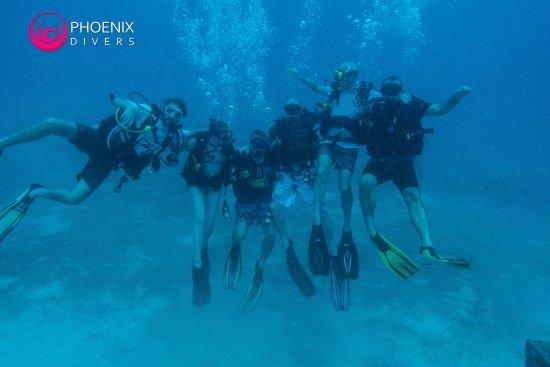 Plongée à Koh Tao avec Phoenix Divers