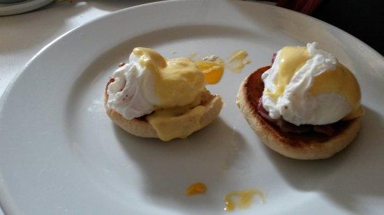 Ardeonaig Hotel: Frühstück